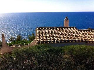 Villa Lantana - 3 BR, 2 BA ASTONISHING SEA VIEW - Sardinia vacation rentals