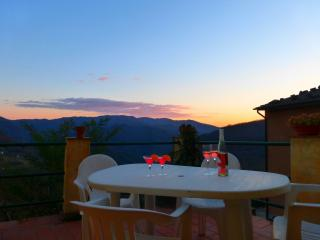 House With Panoramic Terrace - Bagni Di Lucca vacation rentals