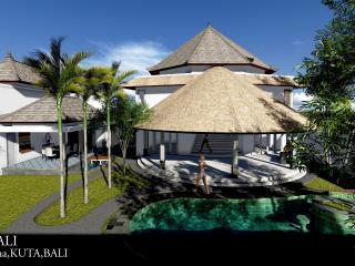 AMAZING VILLA JABALI - NEW 5 BEDROOMS SEMINYAK - Seminyak vacation rentals