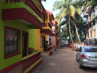 Beachside Cottage for long or short term rent - Calangute vacation rentals