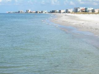 Madeira Beach  Apartment Dock 1 - Madeira Beach vacation rentals