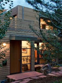 Architect's home in central Boulder - Boulder vacation rentals