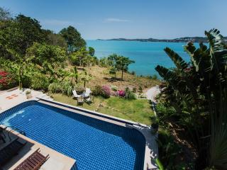 Villa Seven Swifts: Private Pool / Beach Access - Bophut vacation rentals