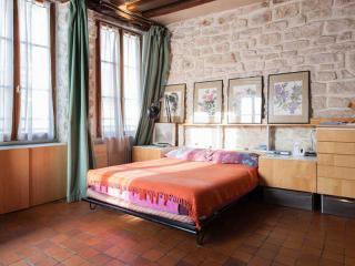 Artist's Studio in the Marais - Paris vacation rentals