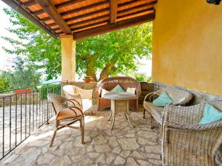 "Farmhouse apartment ""The Porch"" w/pool & garden - Loro Ciuffenna vacation rentals"