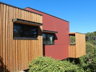 Les Kubs Maison écologique architecture bois - Cabries vacation rentals