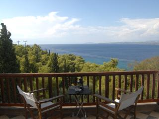 Private two-storey  holiday apartment of 80 sq.m. - Spetses vacation rentals