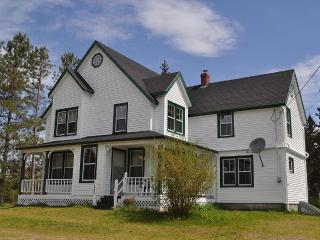 Historic House near Baddeck, Nova Scotia - Baddeck vacation rentals