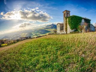 dimora d'epoca  ex canonica  sita in campagna - Emilia-Romagna vacation rentals