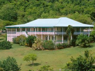 Villa Verandah in Nevis, Pool and Air/Cond. - Nevis vacation rentals