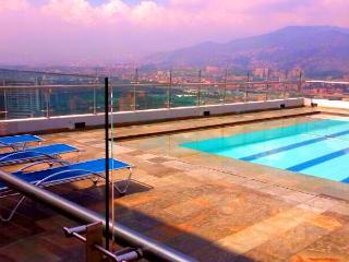 Gorgeous Poblado location 0113 - Medellin vacation rentals