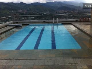 23rd Floor Poblado Apartment with Pool 0125 - Medellin vacation rentals