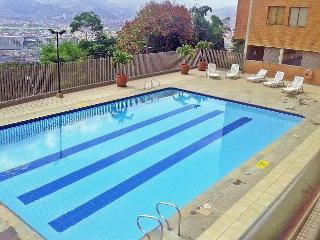 Pool, Gym, Sauna - Economical Poblado Perfect For The Family 0001 - Medellin vacation rentals