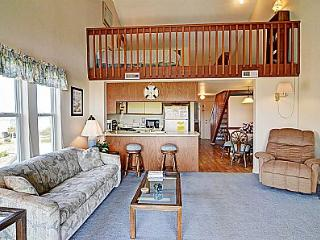 Surf Condo 531 - Wonderful Ocean View, Simple Design, Pool, Beach Access, Onsite Laundry - Surf City vacation rentals