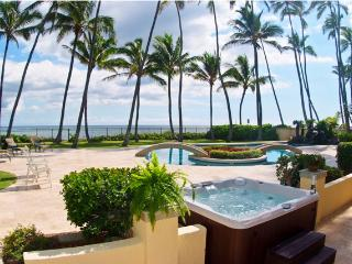 Epic Kahala Oceanfront Home Able to Host to 14! - Honolulu vacation rentals