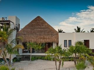 Luxury beachfront estate in Sian Kaan - Punta Allen vacation rentals