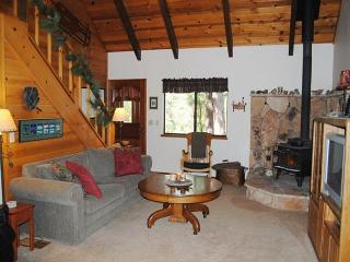 Spacious mountain home with amenities located in a quiet area of  Arnold CA - Arnold vacation rentals
