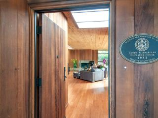 Ocean Views Mid-Century Modern Redwood & Glass - La Jolla vacation rentals