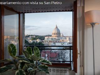 Charming panoramic studio ST. Peter- Vatican - Rome vacation rentals