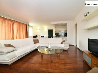 LUXURY APARTMENT WITH 3 BEDROOMS - Zagreb vacation rentals