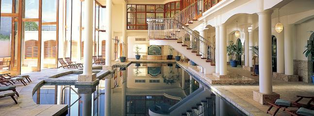 Roman Bath and Spa - Golf Paradise Fancourt Estate Private House - George - rentals