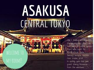 Only 5min from Skytree, 10min from Asakusa - Sumida vacation rentals