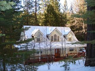 3 Bedroom, 2.5 Bath Gorgeous Farmhouse Style Cabin,  Sugar Pine, Sleeps 6-10 - World vacation rentals