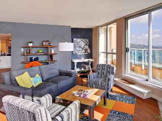 Belltown star! This luxurious penthouse apartment steals the show! - Vashon vacation rentals