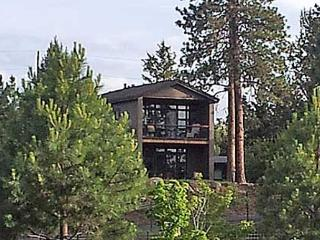 The jewel of the neighborhood, this amazing home watches the river all day - Central Oregon vacation rentals
