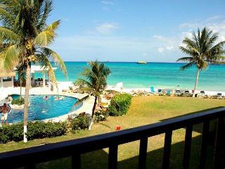 Double Balcony! Oceanfront 2 bedroom in Xaman Ha (XH7103) - Playa del Carmen vacation rentals