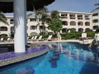 NIce! Oceanfront with pool 3 bedroom in Xaman Ha (XH7010) - Playa del Carmen vacation rentals
