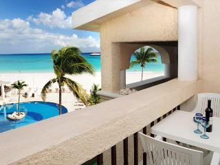 Oceanfront with pool 2 bedroom in Xaman Ha (XH7202) - Playa del Carmen vacation rentals