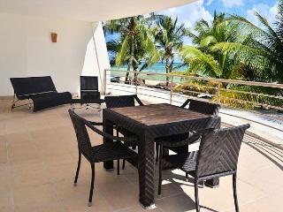2 Bedroom Oceanfront Condo at Corto Maltes! (CM105) - Playa del Carmen vacation rentals