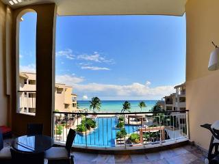 Gorgeous Ocean Views! 3 bedroom!  (EFC303) - Playa del Carmen vacation rentals