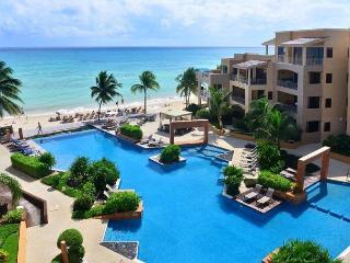 Beautiful Beachfront Condo, 1-Bdrm, 2-Bath (EFS401) - Playa del Carmen vacation rentals