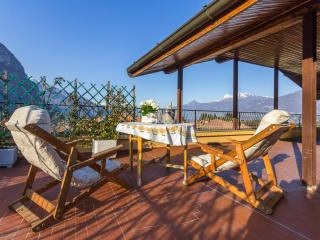 Il Faggio Romance with a Lake View - Griante vacation rentals