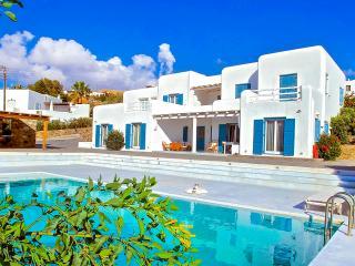 Nice 5 bedroom Villa in Mykonos Town - Mykonos Town vacation rentals