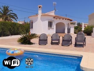 Villa La Pergola - Calpe vacation rentals