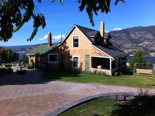 View property over looking Skaha Lake in Kaleden, - Penticton vacation rentals