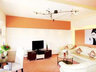 CERT ACCOMMODATION-BRANDY 2BEDROOM LUXURY AP - Bucharest vacation rentals