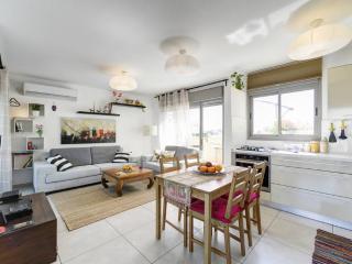 Tel Aviv Amazing 2BR , Huge Terrace, Top Location - Tel Aviv vacation rentals