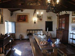Lovely House with Parking and Fireplace - Gambassi Terme vacation rentals