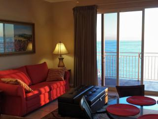 Aug-Sept SPECIALS: 2BR/2BA/8ppl Oceanfront Condo! - Panama City Beach vacation rentals