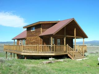 Beautiful log home near West Yellowstone - West Yellowstone vacation rentals