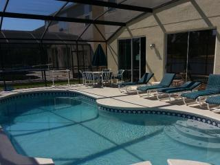 LAKE BERKLEY-(943LB) - 7BR 4.5BA Villa, 2 Master Suites, Private Pool on Lake - Kissimmee vacation rentals