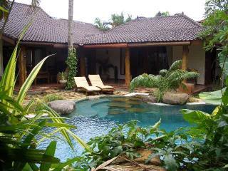 Villa Tibu - beautiful sanctuary , heart of Legian - Legian vacation rentals