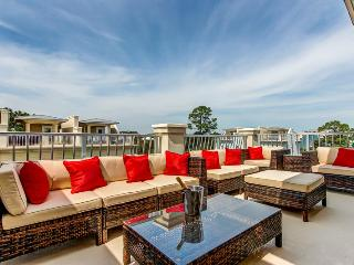 Beach, Rooftop Deck, Fireplace, Grill, Pool, Bikes - Santa Rosa Beach vacation rentals