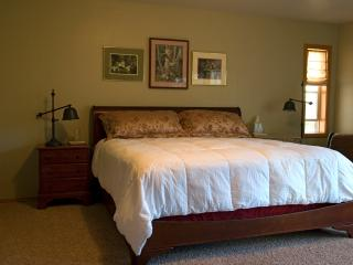Master Suite at The Russian Olive - Arlee vacation rentals
