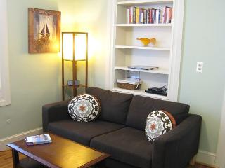 1BR in DuPont Circle, two-block walk to Metro, Patio - Washington DC vacation rentals