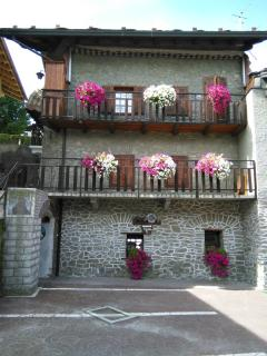 Nice Condo with Central Heating and Mountain Views - Sarre vacation rentals